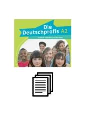 Die Deutschprofis A2.2 - Tanmenetjavaslat