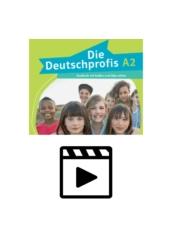 Die Deutschprofis A2 - Hanganyag és videoklipek