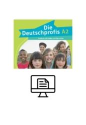 Die Deutschprofis A2 Kursbuch - digital