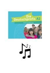 Die Deutschprofis A2 Testheft - Hanganyag