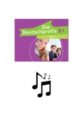 Die Deutschprofis B1 Testheft - Hanganyag