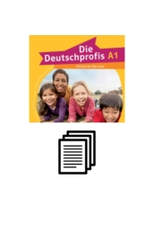 Die Deutschprofis A1.1 - Tanmenetjavaslat