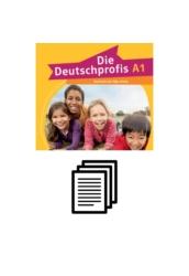 Die Deutschprofis A1.2 - Tanmenetjavaslat