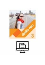Direkt Neu Kursbuch 3 - Online lapozható verzió