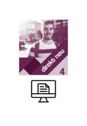 Direkt Neu Arbeitsbuch 4 - Online lapozható verzió
