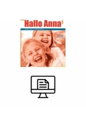 Hallo Anna 1 Munkafüzet - online lapozható  verzió