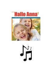 Hallo Anna 1 - CD 2 hanganyaga