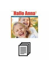 Hallo Anna 1 - Tanmenetjavaslat
