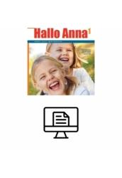 Hallo Anna 1 Tankönyv -  online lapozható verzió