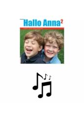 Hallo Anna 2 - CD 1 hanganyaga