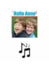 Hallo Anna 2 - CD 2 hanganyaga