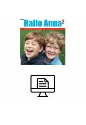 Hallo Anna 2 Tankönyv - online lapozható verzió