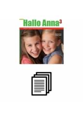 Hallo Anna 3 - Fénymásolható feladatok