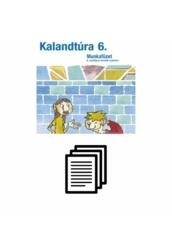 Kalandtúra 6. Munkafüzet – megoldások