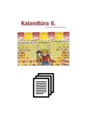 Kalandtúra 6. Tankönyv – megoldások
