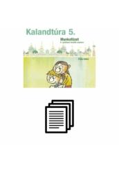 Kalandtúra 5. Munkafüzet – megoldások