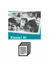 Klasse! A1 - Lösungen zum Übungsbuch