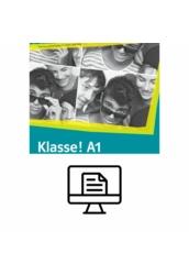 Klasse! A1 Kursbuch - digital