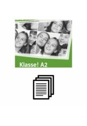 Klasse! A2 Übungsbuch - Hanganyag transzkripciója