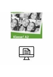 Klasse! A2 Übungsbuch - Online feladatok