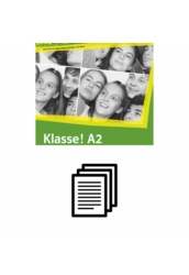 Klasse! A2 - Lösungen zum Kursbuch