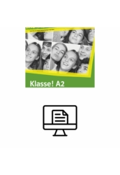 Klasse! A2 Kursbuch - digital