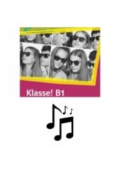 Klasse! B1 Kursbuch - Hanganyag