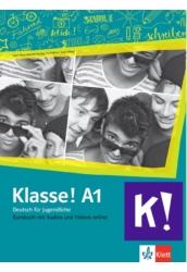 Klasse! A1 - Kahoot! online feladatok