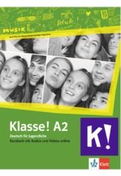 Klasse! A2 - Kahoot! online feladatok