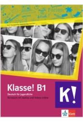 Klasse! B1 - Kahoot! online feladatok