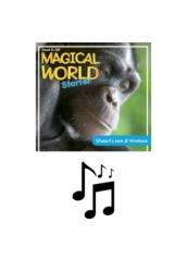 Magical World Starter – hanganyag