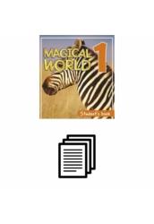 Magical World 1. Helyi tanterv