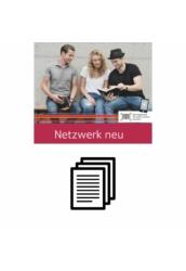 Netzwerk neu Kursbuch A1 1 6 transkript audio
