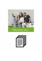 Netzwerk neu A2 Kursbuch 1 12 kapitelwortschatz
