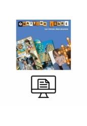 Quartier Libre La revue des jeunes 1 Online lapozható  verzió