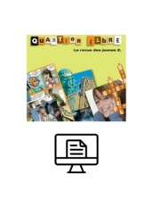 Quartier Libre La revue des jeunes 2 Online lapozható  verzió