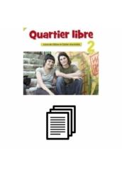 Quartier Libre 2. Hanganyagok szövege