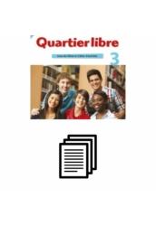 Quartier Libre 3. Hanganyagok szövege