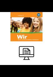 Wir 2. Tankönyv - Online lapozható változat