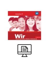 Wir 3. Munkafüzet - Online lapozható változat