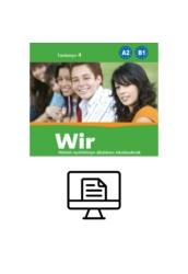 Wir 4. Tankönyv - Online lapozható változat