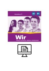 Wir 5. Munkafüzet - Online lapozható változat