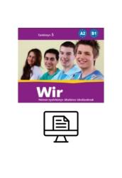 Wir 5. Tankönyv - Online lapozható változat