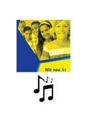 Wir neu 1 Munkafüzet - Letölthető hanganyagok
