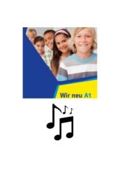 Wir neu 1 Tankönyv - Letölthető hanganyagok