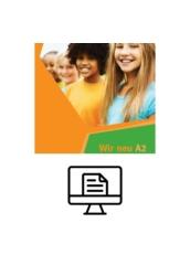 Wir neu 2 Tankönyv - Online lapozható változat