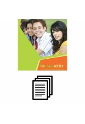 Wir neu 4 Tanári kézikönyv - Letölthető változat