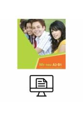 Wir neu 4 Tankönyv - Online lapozható változat