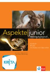 Aspekte junior B1 plus - Kréta rendszerbe feltölthető Tanmenetjavaslat 9. évfolyam