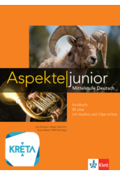 Aspekte junior B1 plus - Kréta rendszerbe feltölthető tanmenetjavaslat 10. évfolyam